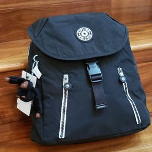 New W Tag Kipling Zakaria backpack